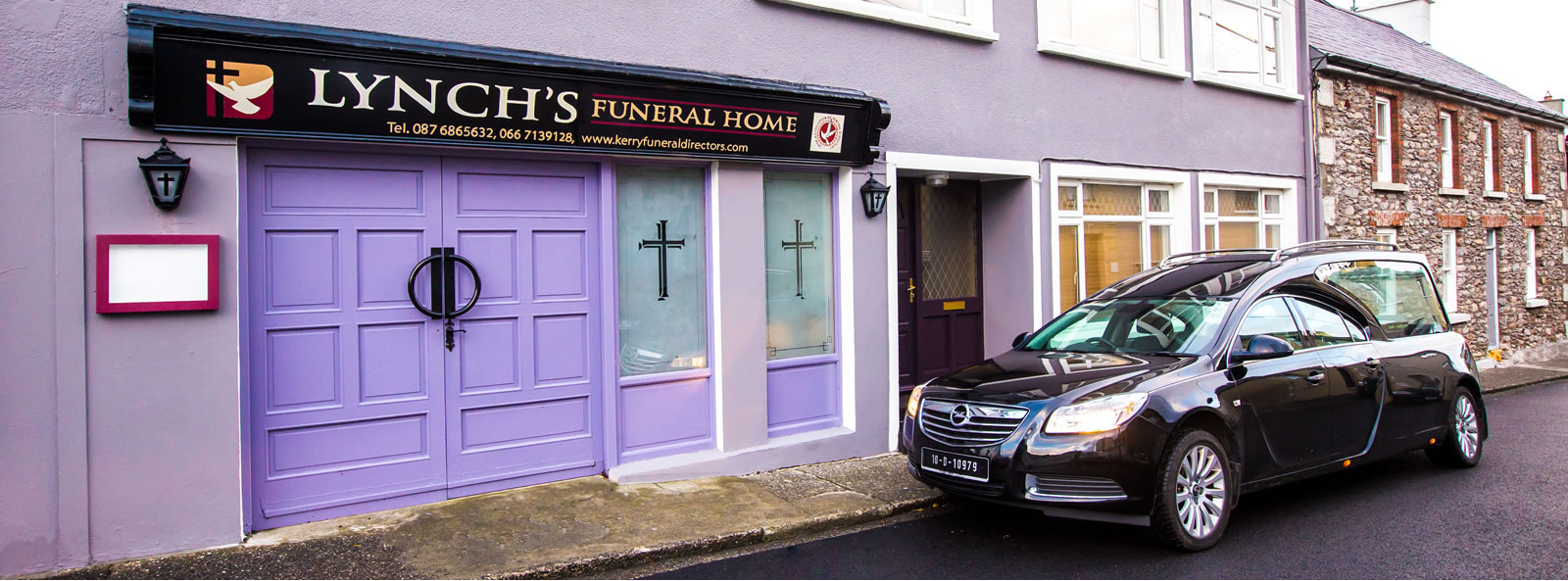 Funeral Home located in Castlegregory